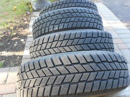 $400 Cavalier Snow Tires & Rims Mint Condition