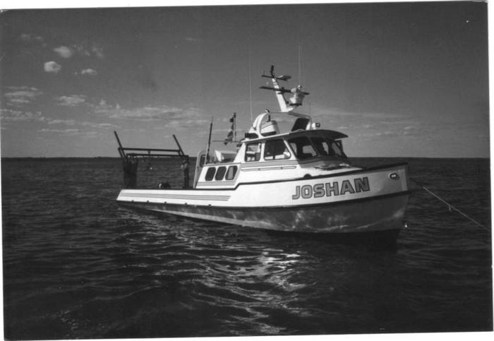46' x 12.5 ' Steel Tug