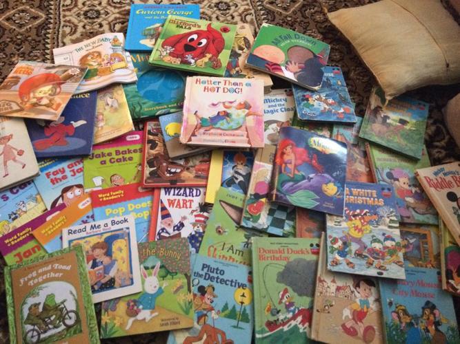 50+ classic children books