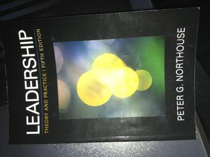 $50 OBO Leadership Theory and Practice (5th Edition) MHR640