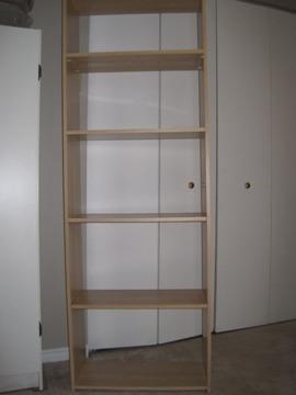 $5 Bookshelves