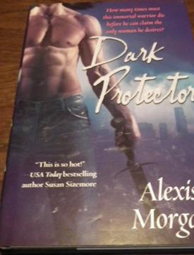 $5 Dark Protector Hardcover Novel