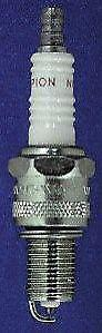 6 Champion RN11YC4 Spark Plugs for Chrysler & Hyundai