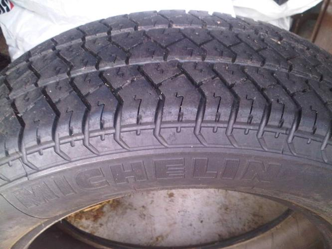 6 USED TIRES FOR SALE 195/60/15