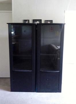 $60 OBO Bookcase shelving units