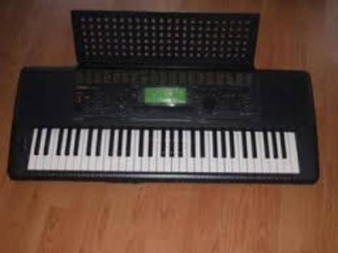 61 key full size midi keyboard used yamaha psr 620 for