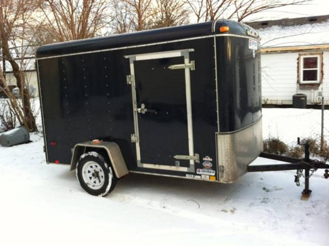 Utility Trailers For Sale Ontario >> 6x10 enclosed trailer for sale in London, Ontario - Ads in Ontraio