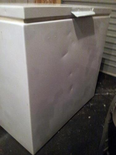 8 Cubic Ft. Freezer Excellent working condition