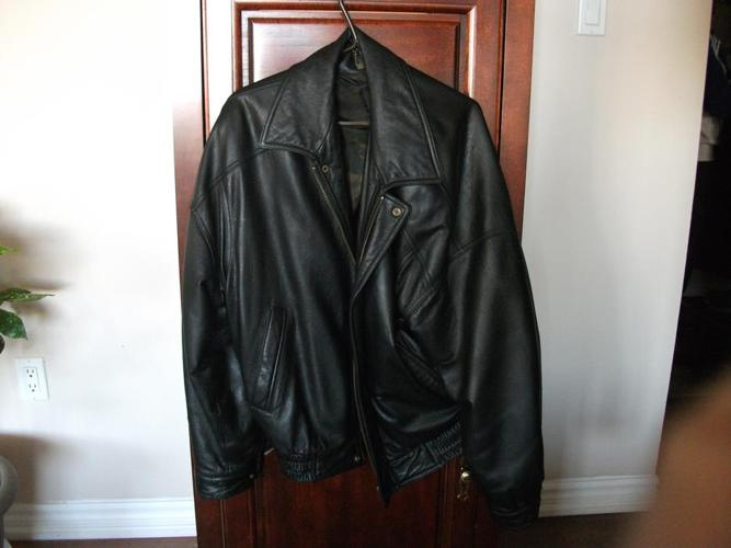 A Man Always wants Leather