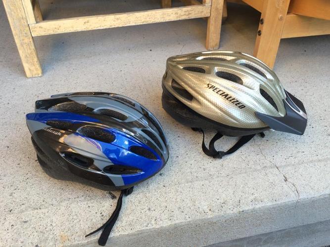 Adult and Child Bike Helmets