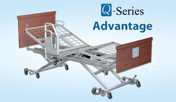 Advantage hospital bed+mattress