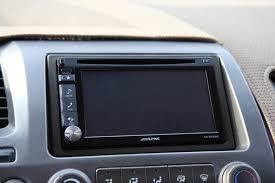 Alpine  IVE-W535HD 6.1 inch DVD/GPS/Bluetooth Derand Motorsport