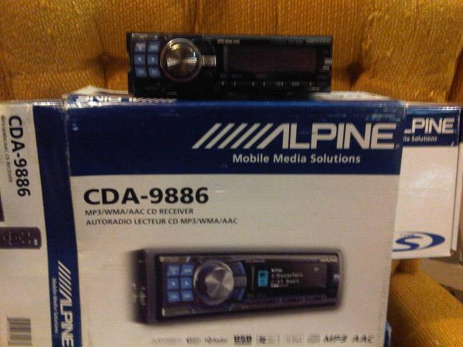 Alpine Mobile Audio System $1000 OBO
