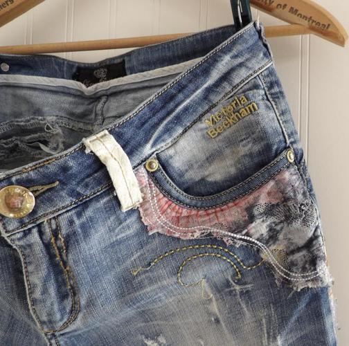Amazing! VICTORIA BECKHAM Jeans Size 30