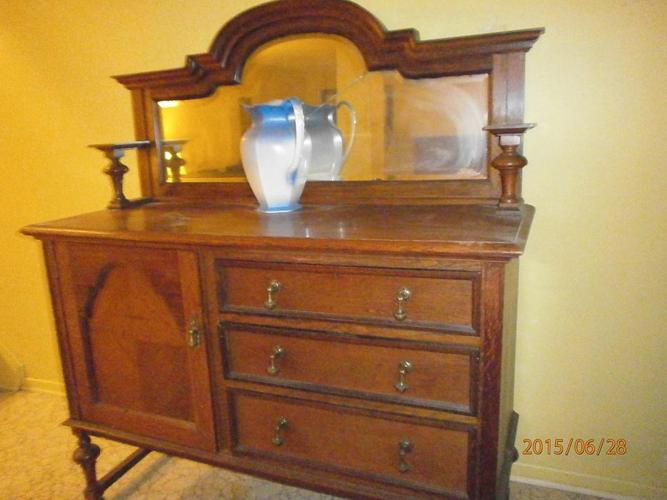 Antique Buffet / Sideboard ($780 obo)