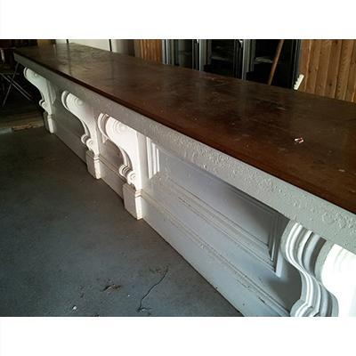 Antique Store Counter Mid-1800?s
