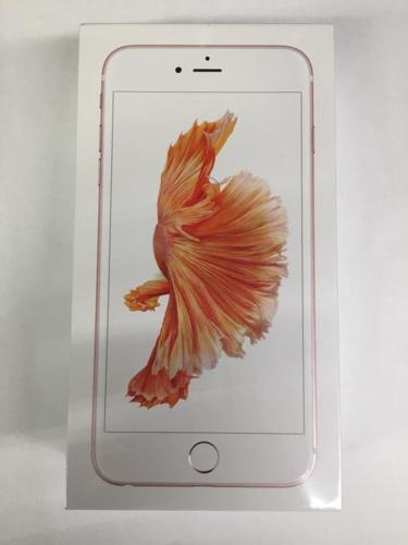 Apple iPhone 6S Plus (Latest Model) - 64GB - Rose Gold (Unlocked) Smartphone