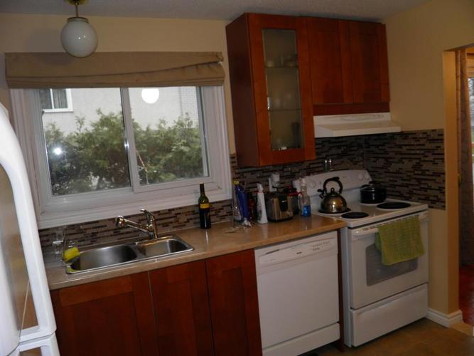 ASAP, Unfurnished One Bedroom Basement Suite, in Shared Semi