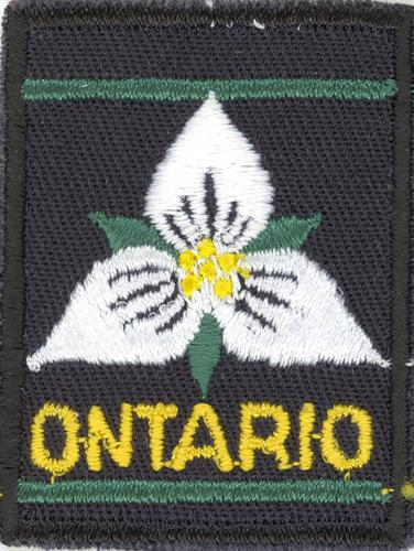 Badge - Scouts Canada - Ontario Provincial