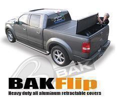 BakFlip G2 Tonneau Covers From Derand Motorsport