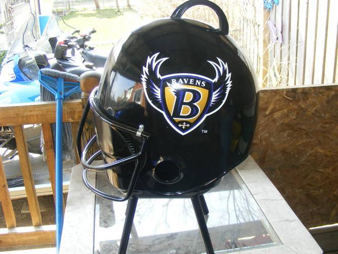 Baltimore Ravens bbq