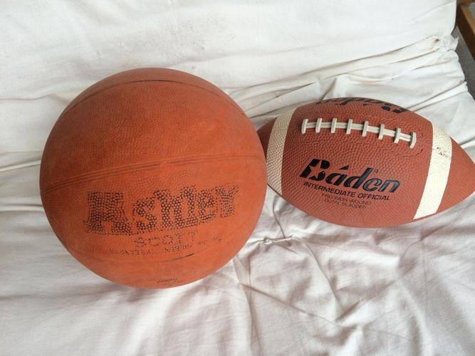 Basketball and Football