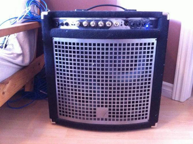 Bass Combo Amp For Sale: Yorkville Bass Master XM200 For