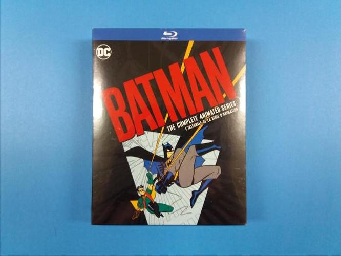 Batman: The Complete Animated Series on Blu-ray - Brand New