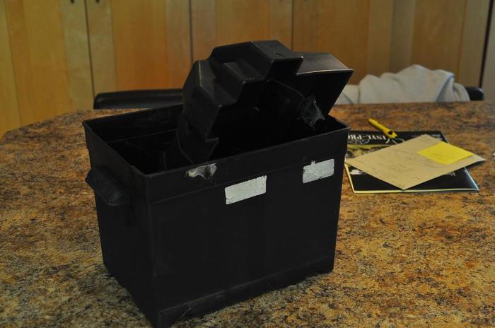 Battery box Gro 24