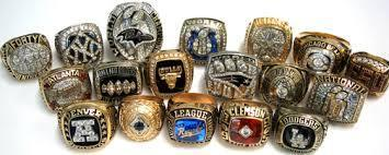 BEST XMAS GIFT = Championship Rings - Just Like the Pros -