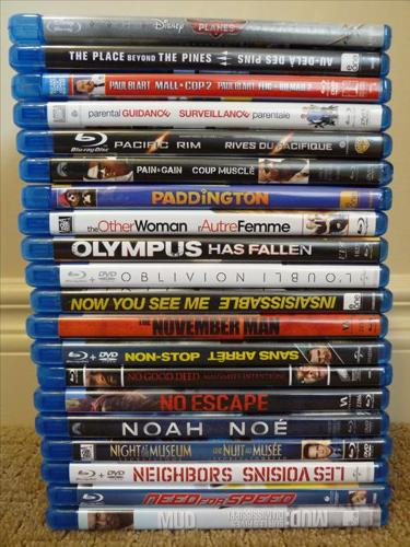 Blu-rays for sale (Part II)
