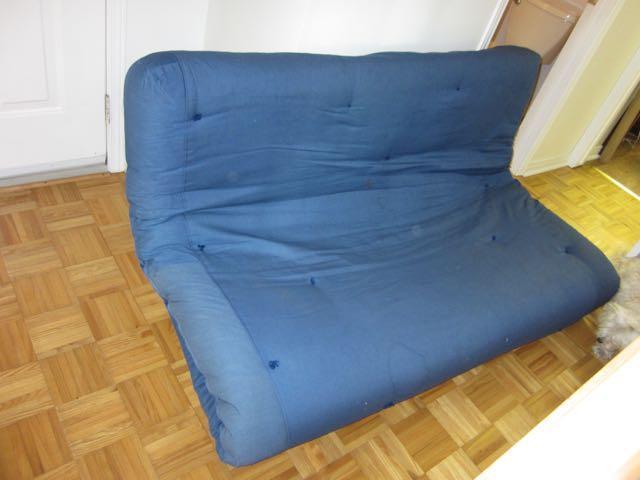 Blue Futon Mattress