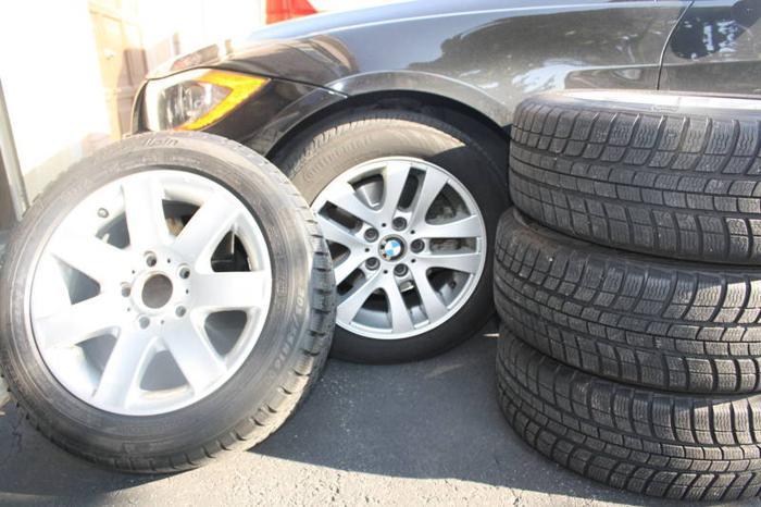 205 55 r16 tires bmw