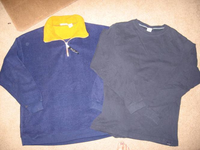 Boys Sweatshirt & Long Sleeve - Size XL ( 18 )