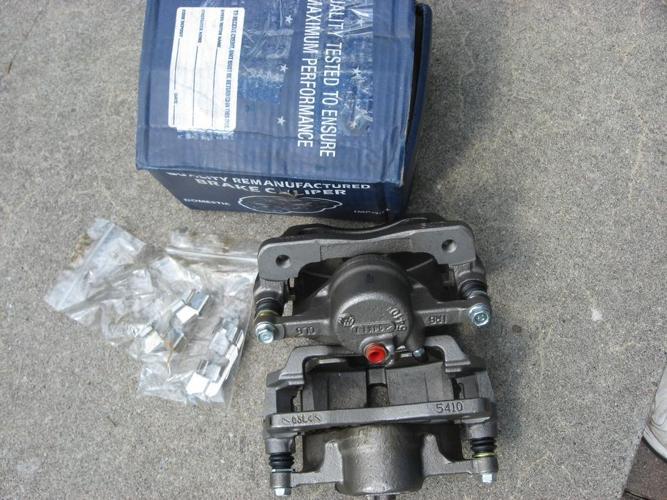 Brake calipers for 2001-2005 Honda Civic
