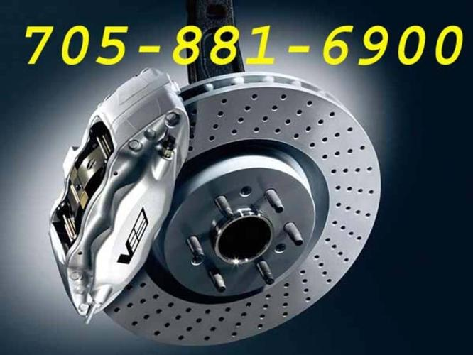 Brakes inspection...Available everyday....Days & Evenings