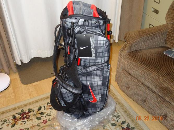 Brand New Nike Air Sport Lite IV Stand Bag Never Used For Sale