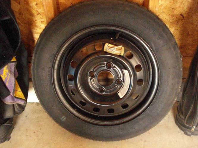 Brand New Spare Tire