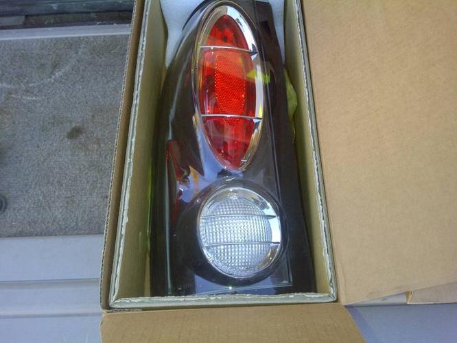Brand New Tail lights
