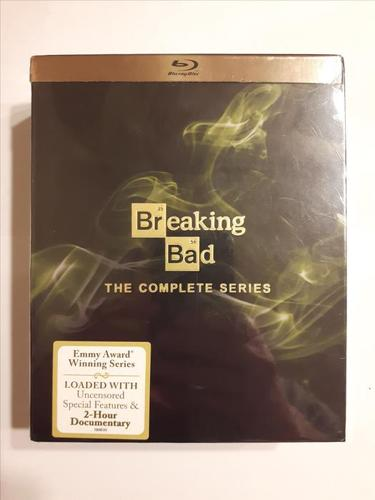 Breaking Bad: The Complete Series on Blu-ray - Brand New