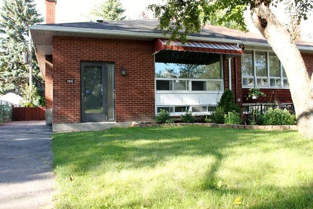 Bright, 3-bdrm newly renovated upper unit - Nepean - A must see!