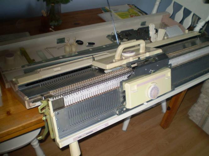 knitting machine ribber