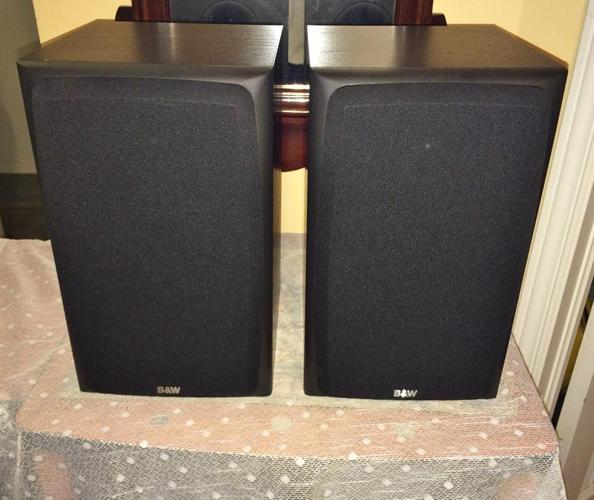 B&W Mini-Monitors DM303