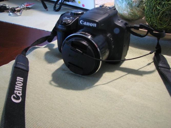 Canon Powershot SX50HS