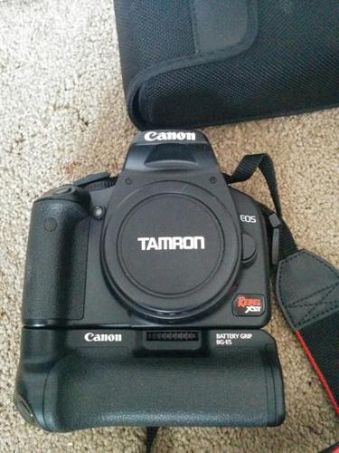 Canon Rebel XSi camera and 580EXii Speedlight Flash Watch|Share |Print|Report Ad