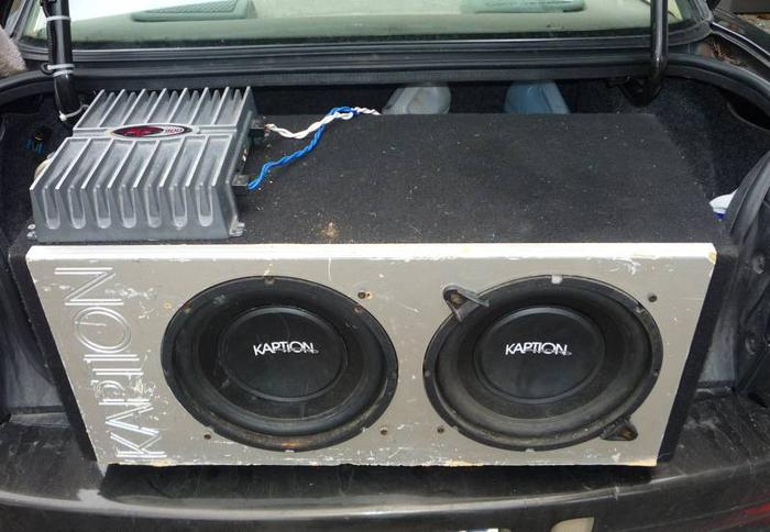 old kenwood car stereos