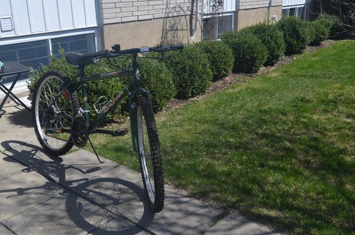 CCM Ladies bicycle