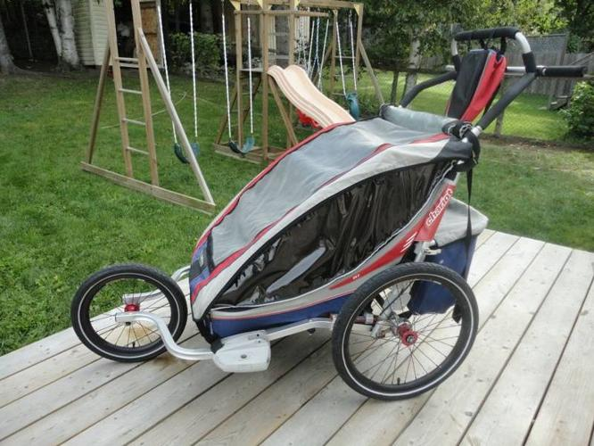 chariot cx2 for sale in powassan ontario ads in ontraio. Black Bedroom Furniture Sets. Home Design Ideas