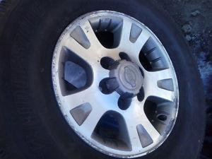 """CLEAROUT SPECIAL **** 6X139.7 NISSAN SUV 16"""" WEELS !"""