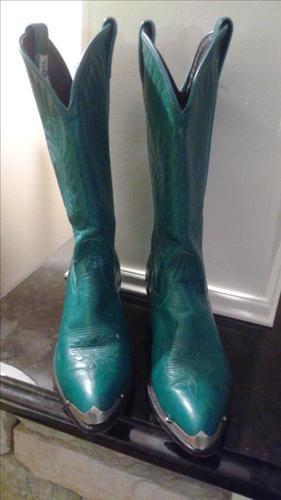 Code West Cowboy Boots